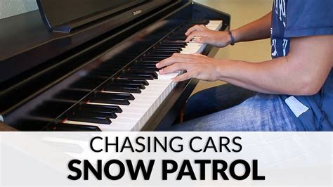 download ed sheeran chasing cars mp3 snow patrol chasing cars hd piano cover chords chordify