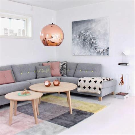 schöne wohnzimmer teppiche passende skandinavische teppiche f 252 r das moderne zuhause