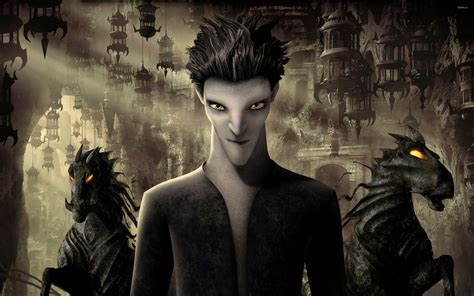 rise of the black pitch rise of the guardians wallpaper cartoon wallpapers 16713