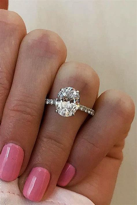 classic engagement rings   timeless bride