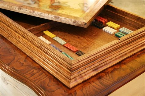 diplomacy custom gameboard gathering wood