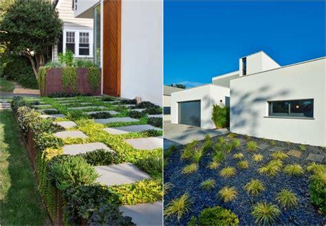 vorgartengestaltung beispiele 100 vorgartengestaltung beispiele im minimalistischen stil