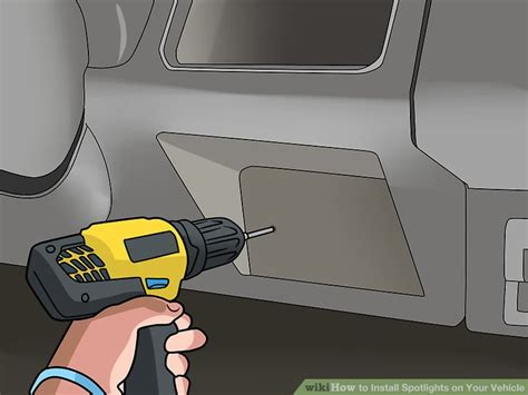 wiring led spotlight on a vehicle how to wire spotlights