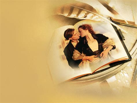 romantic themes for ppt classic titanic romantic love ppt backgrounds 1024x768