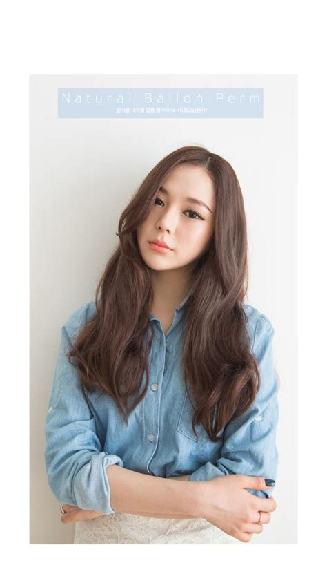 popular kpop hair colours long wigs archives korean fashion of korean dark brown