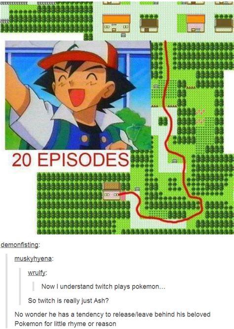 Know Your Meme Twitch Plays Pokemon - image 702563 twitch plays pokemon know your meme