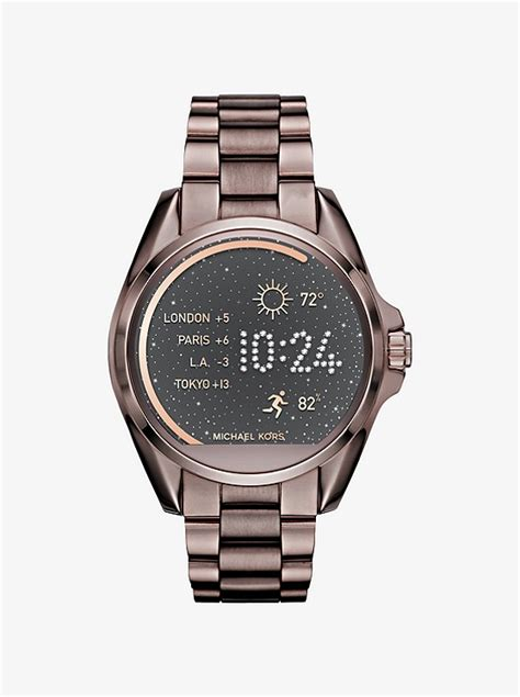 Smartwatch Mk Bradshaw Tone Smartwatch Michael Kors