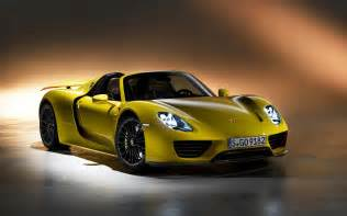 Porsche 918 Spyder Wallpaper 2014 Porsche 918 Spyder Wallpapers Hd Wallpapers