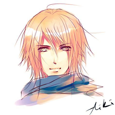 anime hairstyles male long long hair guy by aiki ame on deviantart