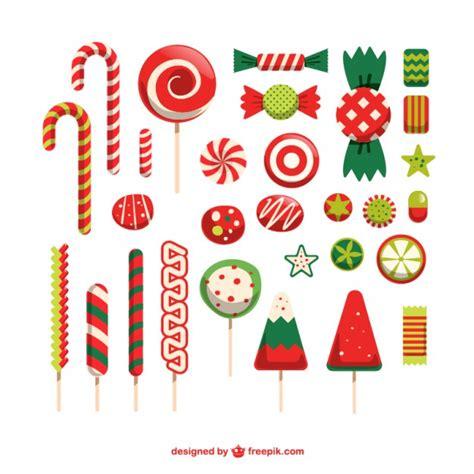 imagenes navidad vector dulces de navidad descargar vectores gratis