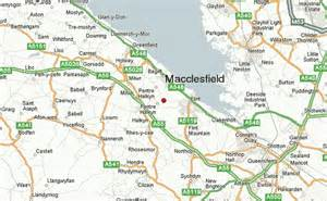 Other places close to Macclesfield: Cheshire