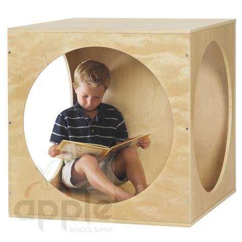 ecr4kids ecr4kids elr 17500 birch playhouse cube free shipping