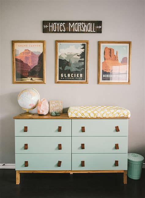 Dressers For Baby Nursery by 25 Best Ideas About Baby Dresser On