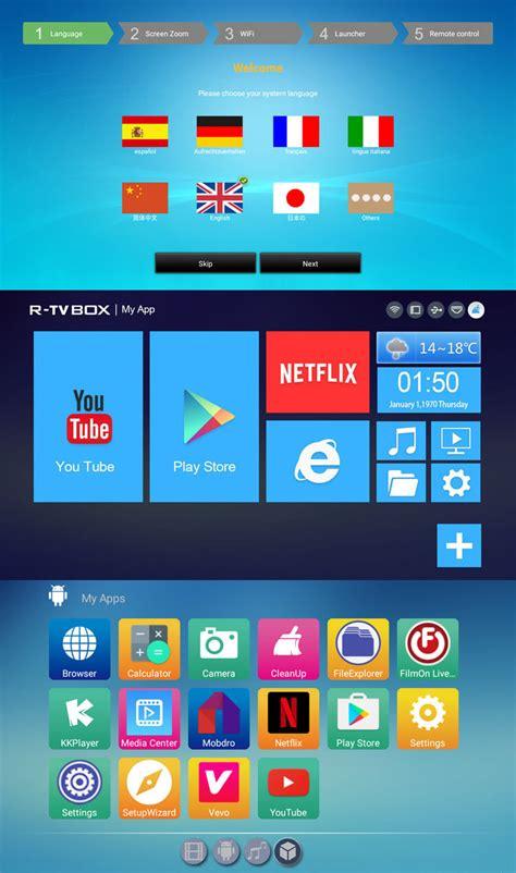 tv box mini android  rk  vp tv box
