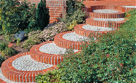Runde Holzterrasse Bauanleitung 4315 by Gartentreppe Wege Z 228 Une Selbst De