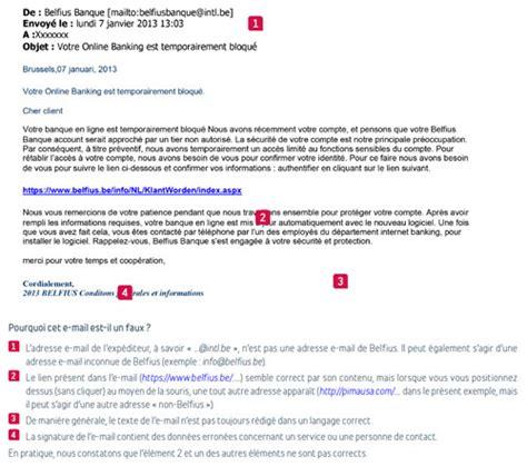 Exemple De Lettre Neerlandais Exemples De Fraude Sur Th 232 Mes Belfius