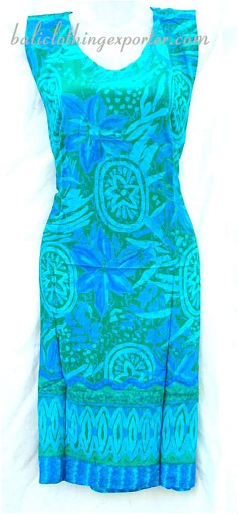 Dress Bali By Cadee Collection midi length dresses quality tropical wear exporter