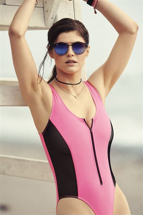 hottest celebrity 2018 30 wildest alexandra daddario bikini images that will not