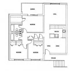 wonderful house plans 3 bedroom house plan