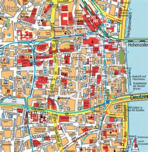 Koln Germany Map by Map Cologne K 246 Ln Nrw Germany Maps And Directions At
