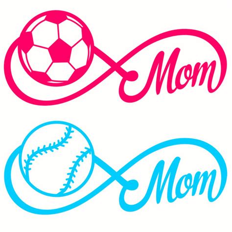 infinity svg infinity sports svg cuttable designs