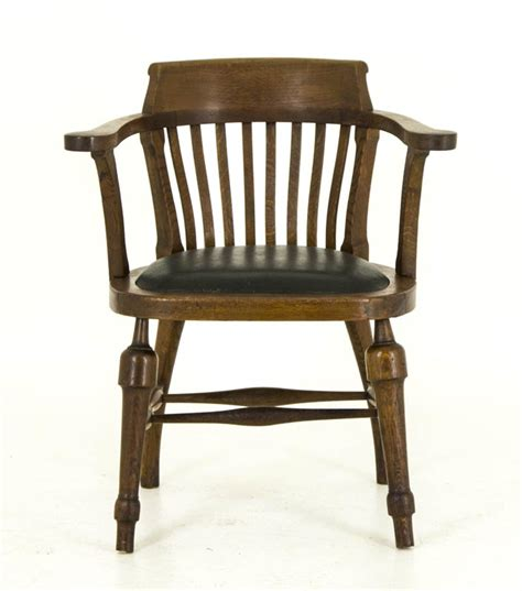 armchair lawyer b456a antique scottish oak arm chair lawyer court room office chair heatherbrae