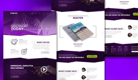Single Page Brochure Templates Psd by Single Page Brochure Templates Psd Brickhost D6aa4185bc37