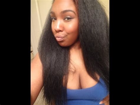dejavu human hair blend weave short cut soft coil 3 pcs janet collection king yaki texture doovi