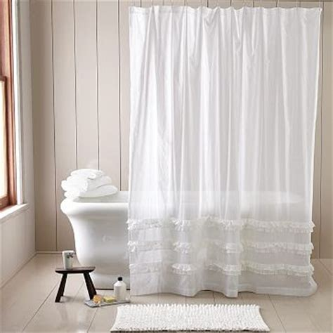 sheer white shower curtain sheer shower curtains yellow decoration news