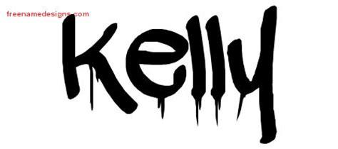graffiti  tattoo designs kelly  lettering