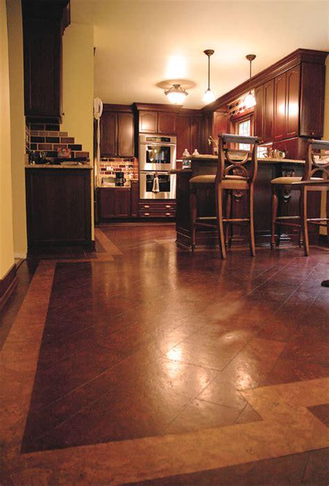 mid century modern kitchen flooring modern kitchen flooring home trendy