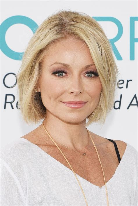 kelly ripa with curls best 25 kelly ripa haircut ideas on pinterest kelly