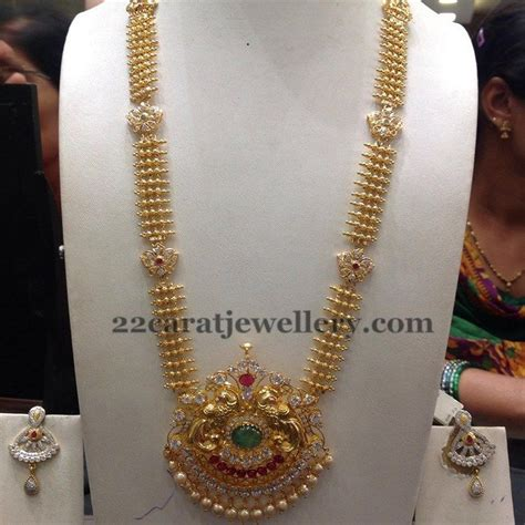 how to make neck chain with 30 best images about simple neck chain for saree on