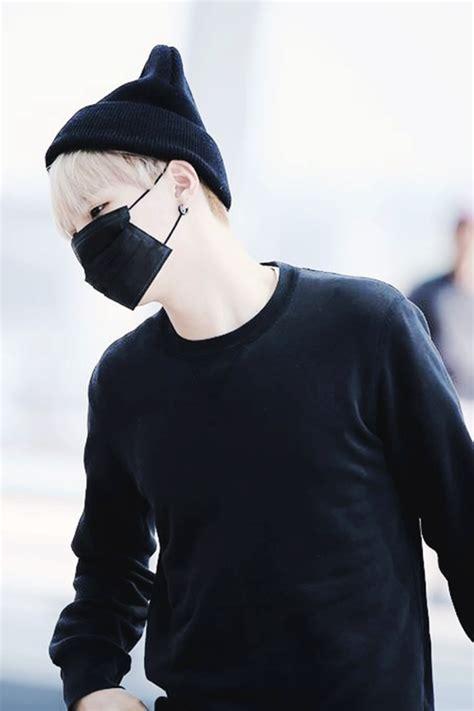 Hq 5778 Black Sweater Boy 1 bangtan boys fashion