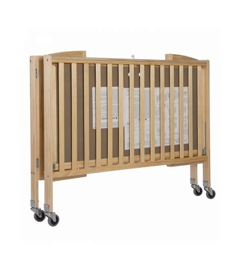 Folding Baby Crib On Me Folding Size Convenience Crib