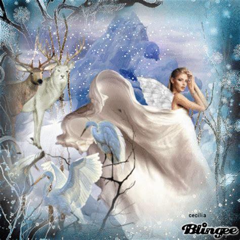 imagenes bonitas hadas hada de invierno picture 126896879 blingee com
