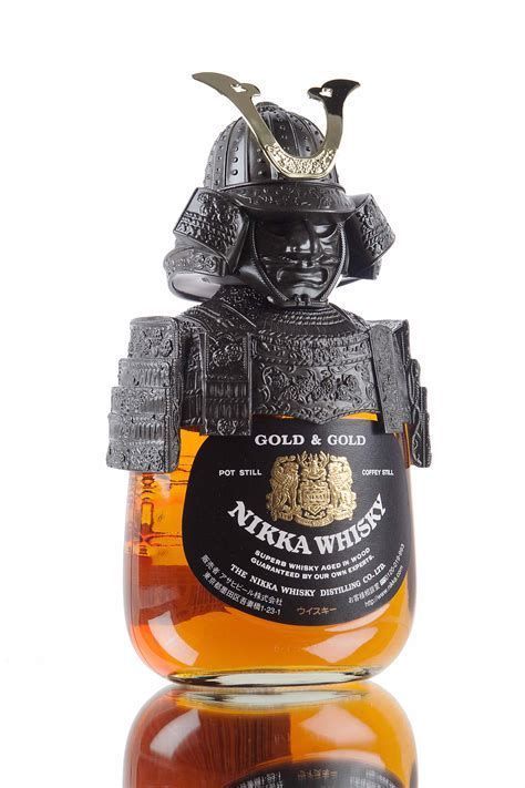 Nikka Gold & Gold Samurai / Japanese Blended Whisky