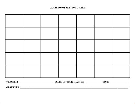 seating planner template 7 free chart templates ganttchart template