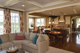 Kitchen Family Room Design pics photos family room designs attached to kitchen