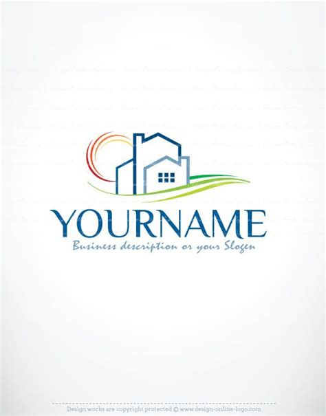 real estate logo templates 17 best images about best real estate logo and