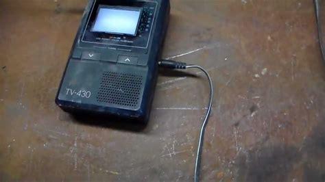 Casio Mini Tv casio tv 430 pocket lcd bin find