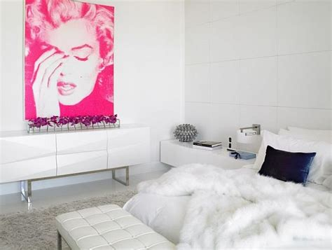 marilyn themed bedroom marilyn interior design ideas for