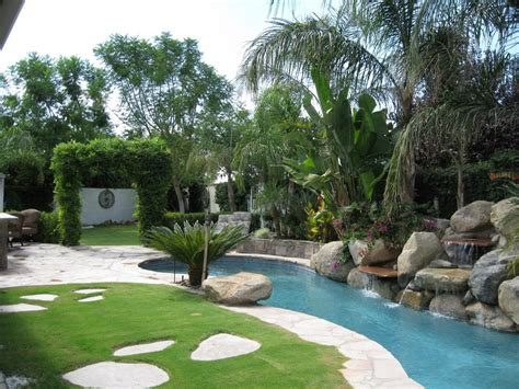 landscaped backyards with pools more beautiful backyards from hgtv fans landscaping