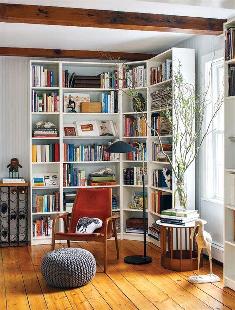 billy corner bookcase best 25 library corner ideas on bookshelf