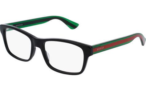 gucci gg0006o 006 55 prescription glasses shade station
