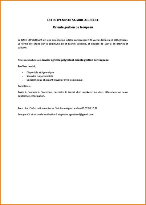 Lettre De Motivation Ouvrier De Production epub lettre de motivation operateur de production