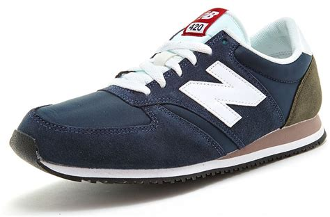 New Balance Clasic Original new balance 420 classic retro trainers in mesh suede in all sizes ebay