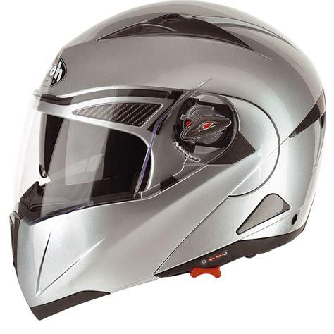 Helm Airoh Cezannee airoh cezannee xr flip up front motorcycle motorbike sun