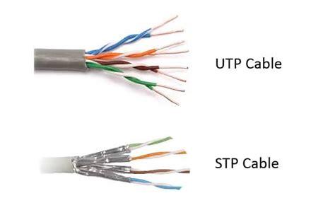 Cable Lan Outdoor Stp Kabel Ftp Cat 5 10 Meter utp vs stp cable image tektel
