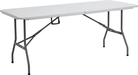 fold in half folding table china 6ft fold in half table folding furniture ycz 180z